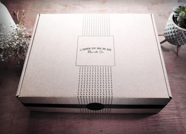 Box demande en mariage
