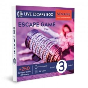 Box escape game