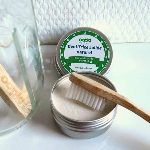 Kit zéro déchet hygiène bucco-dentaire