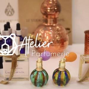 Atelier fabrication de parfum