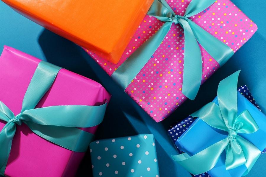 Les meilleures occasions pour offrir un cadeau original