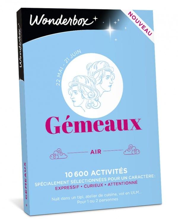 """Coffret cadeau """"signe astrologique"""""""