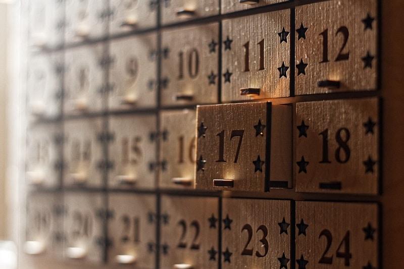 Les calendriers de l'avent originaux pour tous les âges